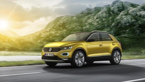 VW gelb